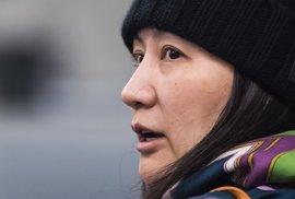 USA obvinily finanční ředitelku Huawei z podvodů, Čína se chce pomstít popravou …
