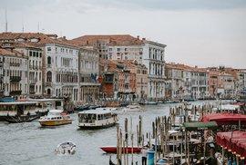 Za vstup do slavných Benátek zaplatí všichni turisté nově od 2,50 do 10 euro