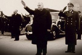 Bigotní katolický kněz, politik, ale také kolaborant Jozef Tiso pohledem amerického …
