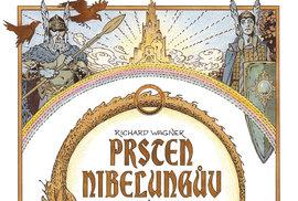 Obálka Prstenu Nibelungova