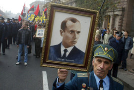 Padouch, nebo hrdina? Stepan Bandera dodnes rozděluje nejen ukrajinskou společnost