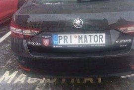 Nové auto pro primátora Jaroslava Hroudu (ANO) byla jedna z prvních věcí, kterou nová děčínská radnice pořídila.