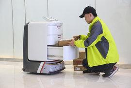 Revoluce v doručování malých zásilek: Segway představil robota, který je přiveze sám