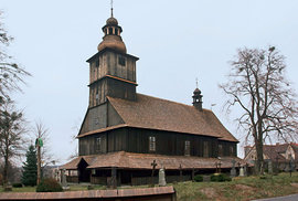 Kostel Všech svatých v Sedlišti