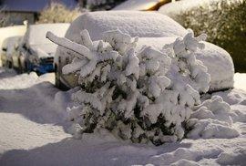 """""""Konečně klid,"""" pochvalují si někteří Rakušané záplavy sněhu. Zbavili se díky nim …"""