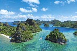 Indonéské souostroví Raja Ampat: 1500 rajských ostrovů jen pro vás