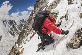 Vysoké hory miluje Petr Jan Juračka od dětsví, expedice na K2 tak byla splněný sen