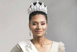 Miss Alžírsko 2019: Afričané devatenáctileté vítězce nadávají do černochů. Posuďte sami