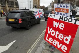 Britští poslanci odmítli dohodu o vystoupení z EU. Do brexitu zbývá 73 dní, podle…