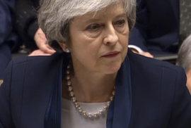 Hlasování o dohodě o brexitu neuspělo: Theresa Mayová (15. 1. 2019)