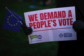 Tři varianty po odmítnutí dohody o brexitu: Odklad vystoupení z EU, tvrdý odchod, i…
