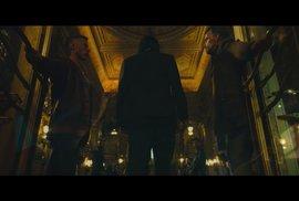 Záběry z traileru na akční film John Wick 3.