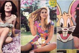 Když byl hidžáb ještě daleko: Íránská móda 60. let pohledem tamních časopisů