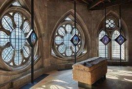 Gotická nádhera: Westminsterské opatství láká na 700 let starý ochoz