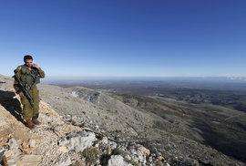 Golanské výšiny
