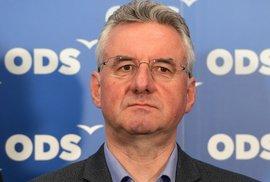 Kandidátku ODS do eurovoleb povede Zahradil, Vondra je šestnáctý