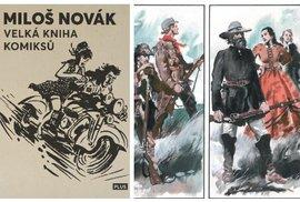 Zapomenutý kreslíř Burianovy generace se dočkal knihy