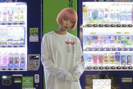 Japonsko pobláznila virtuální kráska Imma