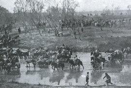Rusko-japonská válka zvěstovala pád carské říše. Ta utrpěla porážku v největší bitvě tehdejší historie