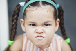 Příručka moderního fotra: Čím je dítě starší, tím má na sociálních sítích méně lajků