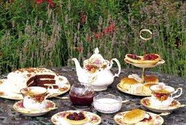 Za skandální vodou do Londýna aneb Podlehněte kouzlu odpoledního čaje