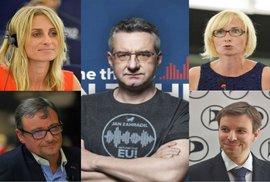 Kandidáti do eurovoleb: první český celoevropský lídr, staré tváře i mladé pušky a samozřejmě Rath