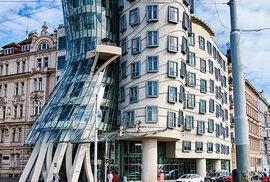 1. Tančící dům, Praha, Česká republika