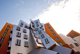 3. Stata Center vamerickém Cambridge bylo vyprojektováno pro slavný Massachusettský technologický institut.