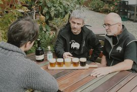 Pivní skaut: Pivovar Chomout vznikl jako výsledek kamarádské hádky