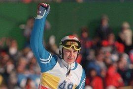 Matti Nykänen byl skokanskou legendou