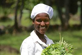 Na pěstování královny superpotravin na břehu jezera Abaya u města Arba Minch v jižní Etiopii mají zásluhu dva Brňané