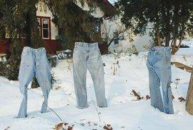 Mráz v USA: Teploty hluboko pod nulou se staly rájem pro fotografy bizáru