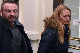 Tenistka Kvitová u soudu o napadení: Vyděsila ji až spousta vlastní krve