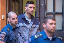 V Brně pokračuje soud s Radimem Žondrou, který čelí obvinění z přepadení tenistky Petry Kvitové