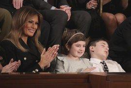 Usnul, když mluvil Donald Trump: Jak se školák Joshua Trump stal hvězdou Twitteru