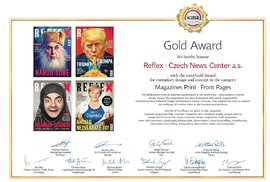 Reflex získal mezinárodní ocenění The ICMA. Porota udělila Gold Award kultovním…