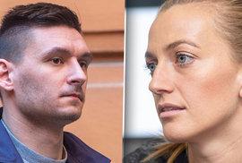 Za napadení tenistky Petry Kvitové 8 let vězení. Odsouzený Žondra vinu dál odmítá