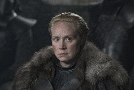 Gwendoline Christie jako Brienne z Tarthu