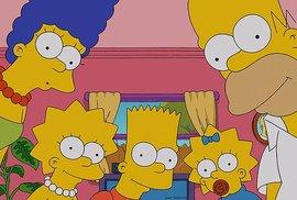 Další milník pro žlutou rodinku. V Česku bude mít premiéru 700. epizoda Simpsonových