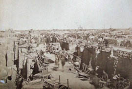 Důl Kimberley, 1872