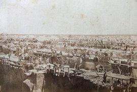 Důl Kimberley, 1873