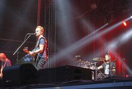 Sting v roce 2017 na festivalu Metronome v Praze.