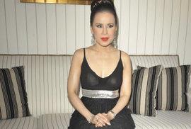 Thajská princezna Ubolratana Radžakanjaová