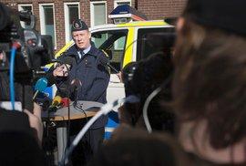 Islámský terorismus je největším nebezpečím pro Švédsko, řekl šéf tajné policie.…