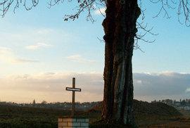 Blízko tohoto místa v pražských Řeporyjích zemřela Anna Staňková.