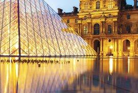 Paříž: ZaMonou Lisou bez peněz
