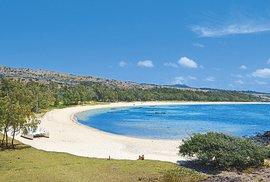Rodrigues nabízí skoro 80 km pláží z korálového písku. Na většině z nich budete navíc skoro sami.