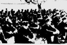 Zajatí vietnamští vojáci