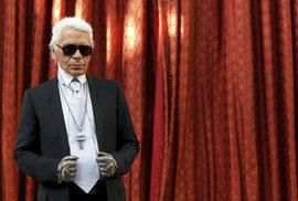 Zemřel Karl Lagerfeld. Návrháři a ikoně světové módy bylo mu 85 let