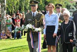 Magistrát versus Mašínová: Na úctu k hrdinům prý nejsou peníze